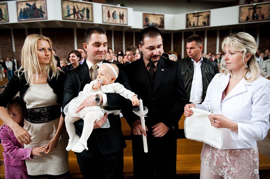 reportaż chrztu Łódź zdjęcia
