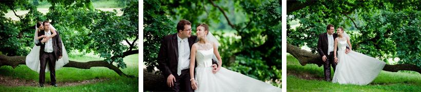 plener ślub Łódź