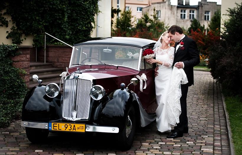 Łódź zdjęcia ślubne