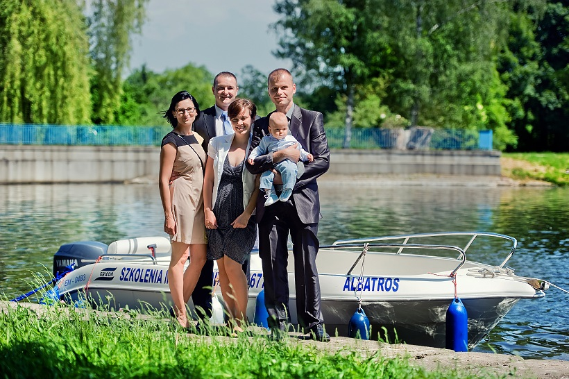 chrzest zdjęcia Łódź