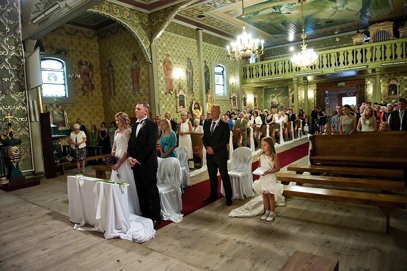 zdjęcia Dobroń ślub