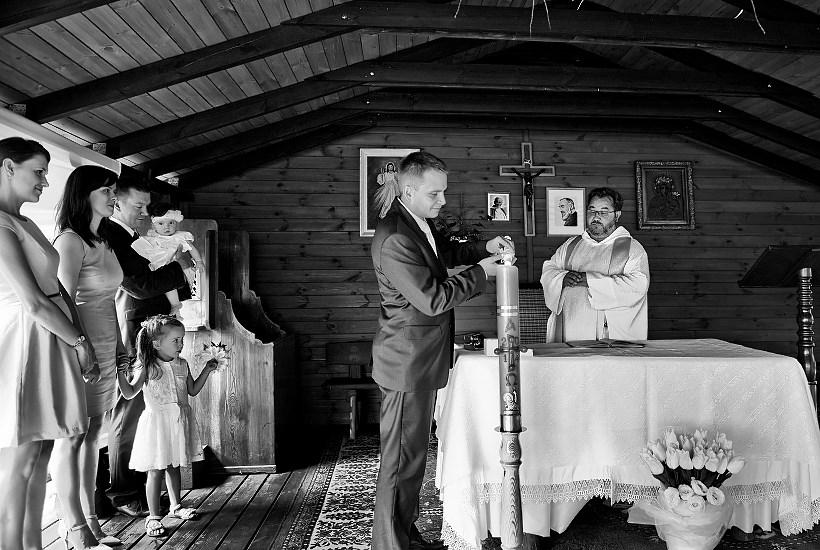 chrzest Łódź zdjęcia