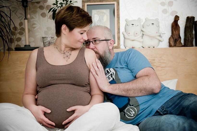 sesja ciążowa Łódź