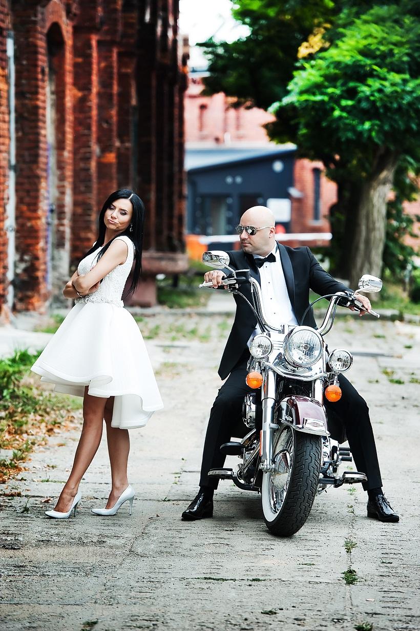 plener ślub źródliska