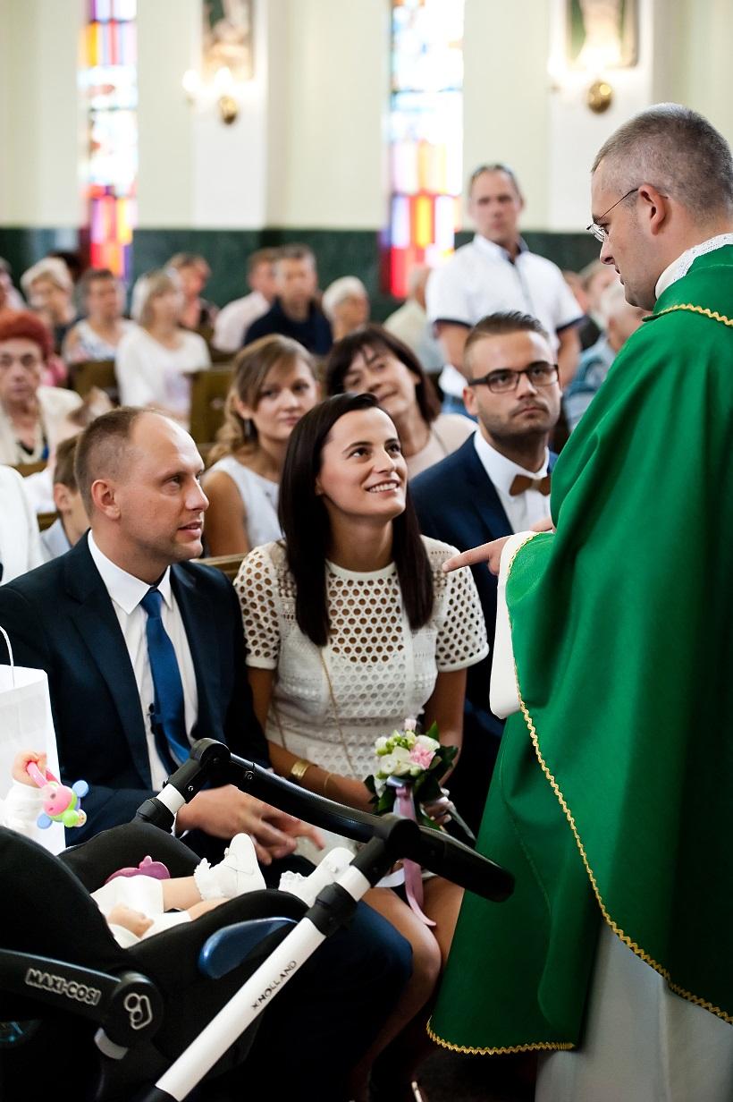 chrzest fotograf Łódź