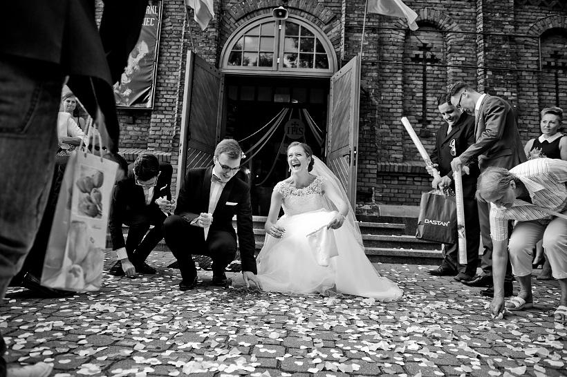 foto ślub Łódź