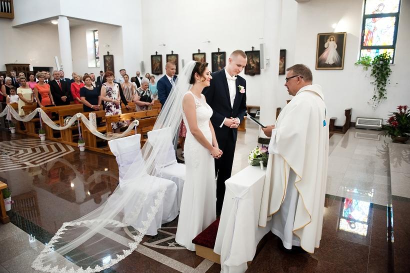 ślub fotograf Łódź biały pałac