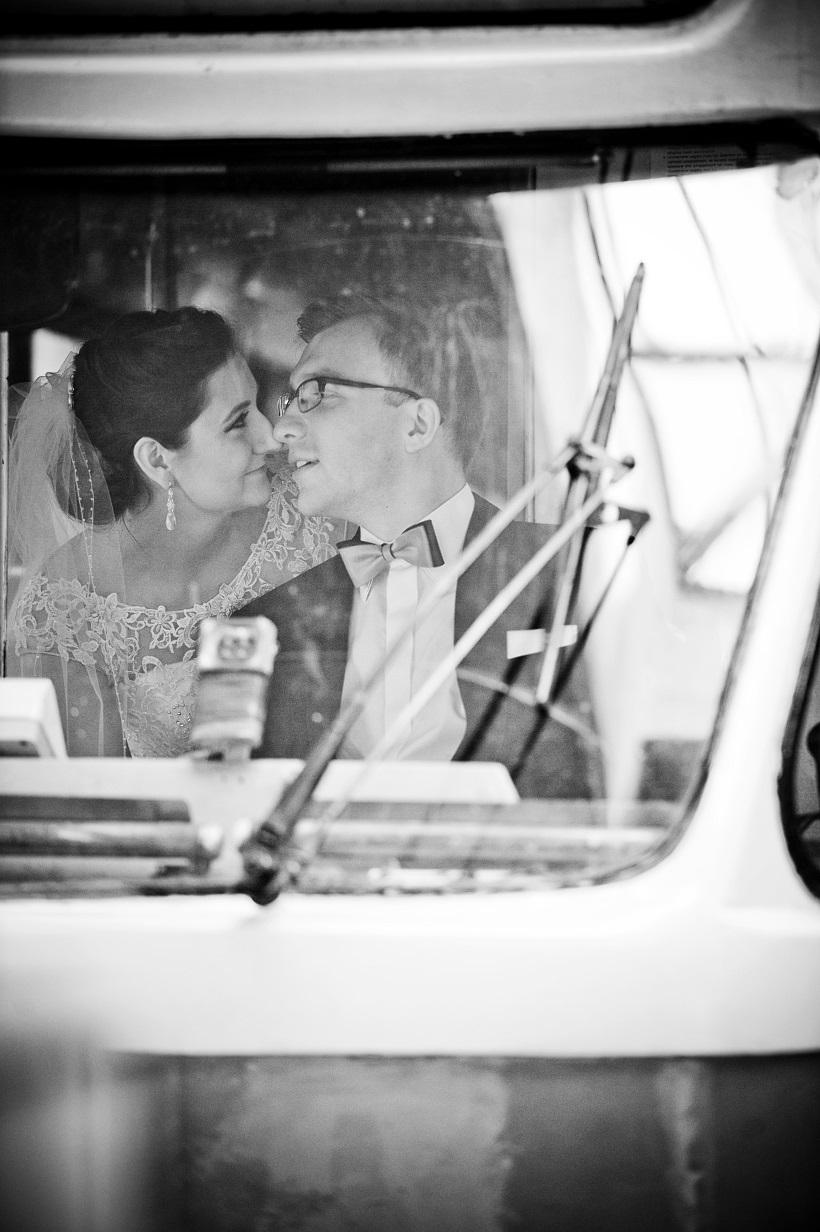 Łódź ślubne zdjęcia