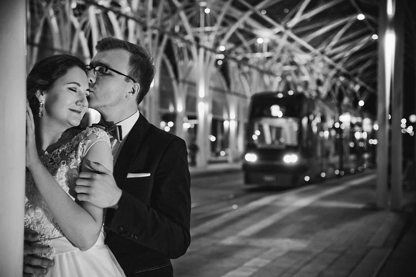 plener ślubny stajnia jednorożców Łódź
