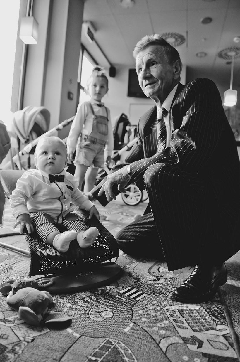 uroczystość rodzinna zdjęcia Łódź
